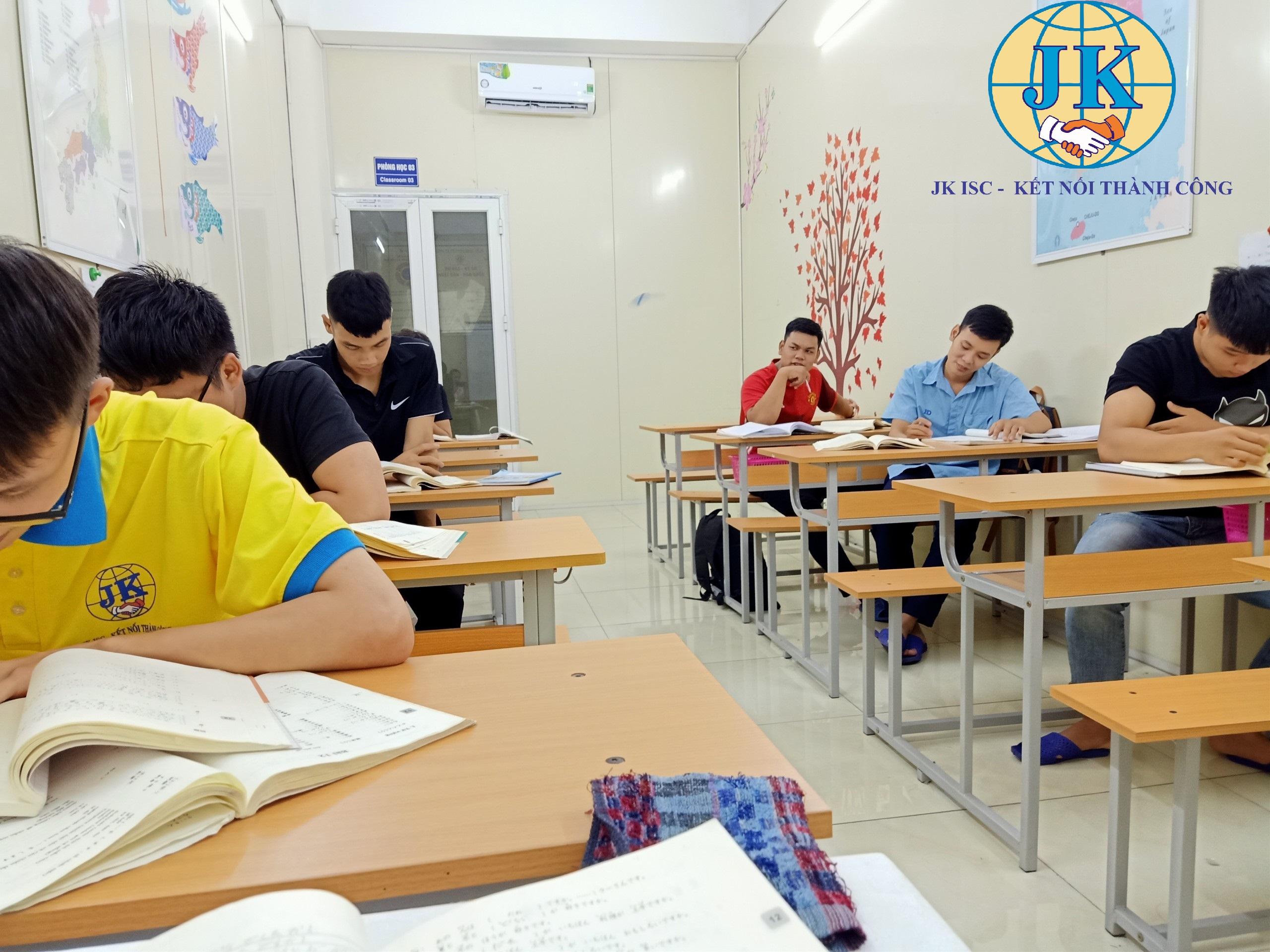 Lớp học tiếng